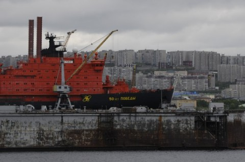 North Russian regions want extension of Arctic shipping route
