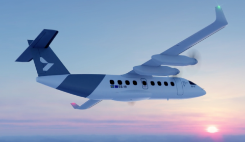 Cold weather perfect to pioneer electric aviation says Finnair and signs intention to purchase 20 battery planes