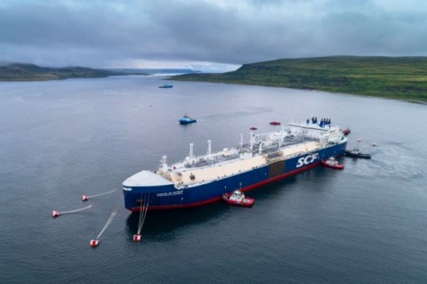 Total buys stake in Murmansk LNG terminal